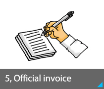 5, Official invoice