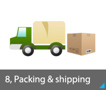 8, Packing & shipping